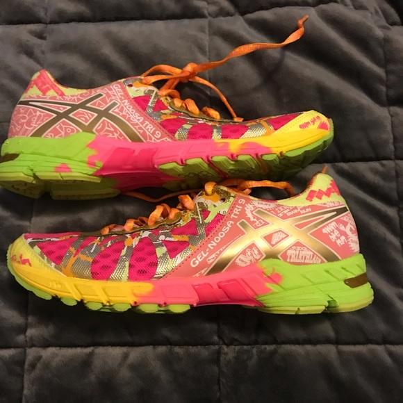 Asics Shoes - ASICS Gel Noosa Tri 9 running sneakers